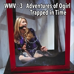 The Adventures of O-Girl: Trapped in Time