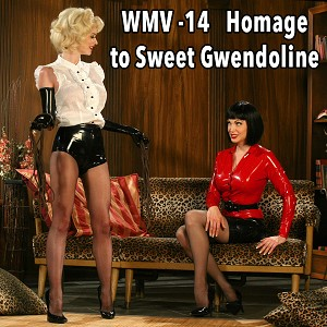Homage to Sweet Gwendoline Blu-Ray