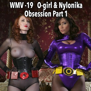 O-girl & Nylonika: Obsession - Pt 1 Blu-Ray