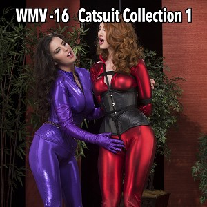 Catsuit Collection Vol.1 Blu-Ray