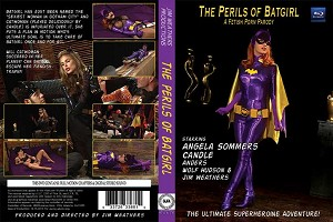 The Perils of Batgirl 1 Blu-Ray